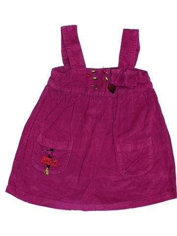 Túnica niña LA COMPAGNIE DES PETITS violeta 6 meses invierno #1397800_1