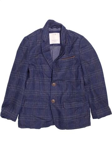 Veste garçon ZARA bleu 10 ans hiver #1398100_1
