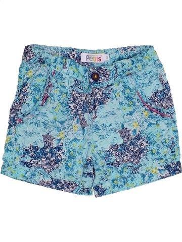 Short-Bermudas niña LA COMPAGNIE DES PETITS azul 3 años verano #1398384_1