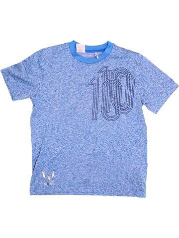 Maillot de sport garçon ADIDAS bleu 14 ans été #1398695_1