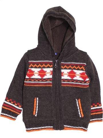 Chaqueta niño CHEROKEE marrón 2 años invierno #1398825_1