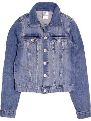 Veste unisexe H&M bleu 10 ans été #1398928_1