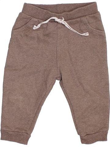 Pantalon garçon DISNEY marron 9 mois hiver #1399092_1