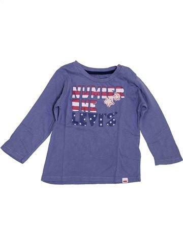 Camiseta de manga larga niño LEVI'S azul 18 meses invierno #1399128_1