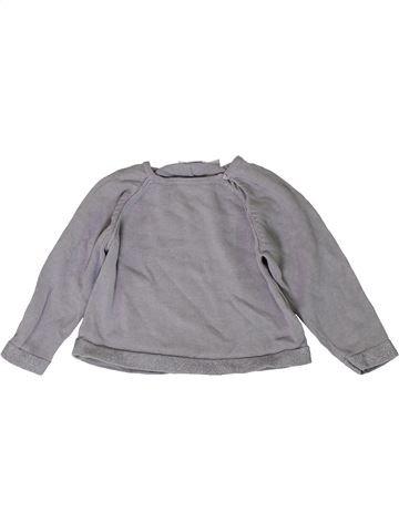 jersey niña BOUT'CHOU gris 6 meses invierno #1399570_1