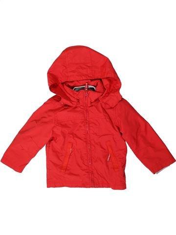 Manteau garçon DPAM rouge 3 ans hiver #1399611_1