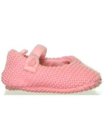 Zapatos bebe niña GAP rosa 6 meses invierno #1399707_1