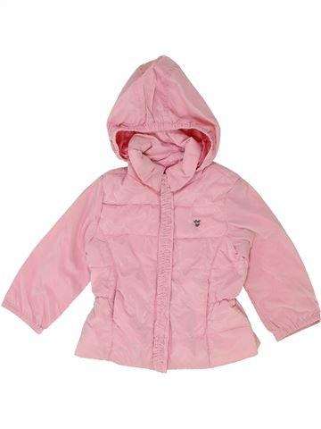 Plumífero niña MAYORAL rosa 12 meses invierno #1399775_1