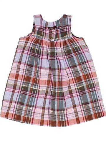 Vestido niña BOUT'CHOU marrón 2 años verano #1399827_1