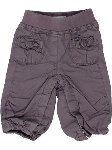Pantalon fille KIMBALOO gris 1 mois hiver #1399857_1