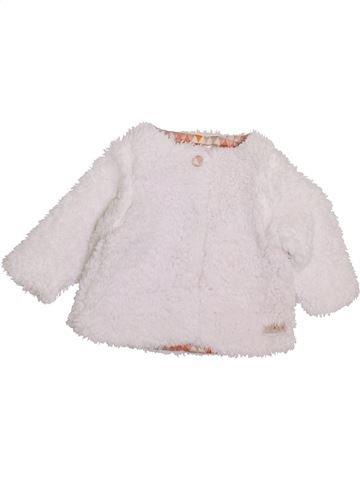 Chaqueta niña KIMBALOO blanco 6 meses invierno #1400105_1