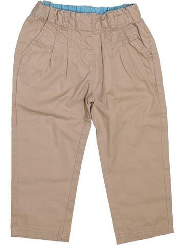 Pantalon fille KIABI rose 12 mois hiver #1400129_1