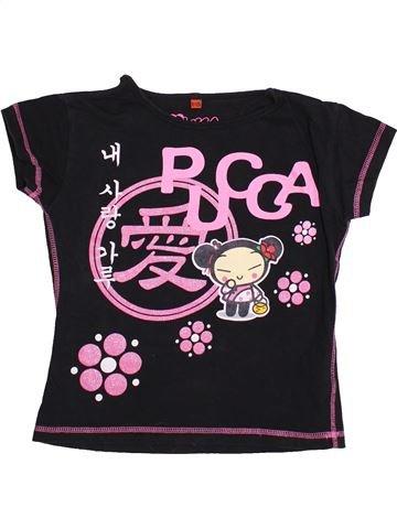 Camiseta de manga corta niña PUCCA rosa 8 años verano #1400302_1