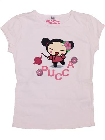 Camiseta de manga corta niña PUCCA blanco 10 años verano #1400306_1