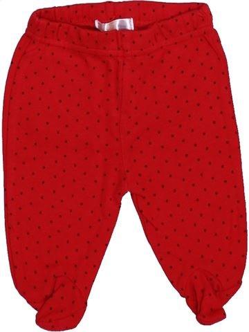 Pantalón niña MANON ET VALENTIN rojo 1 mes verano #1400362_1