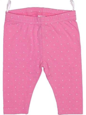 Legging niña C&A rosa 1 mes invierno #1400364_1