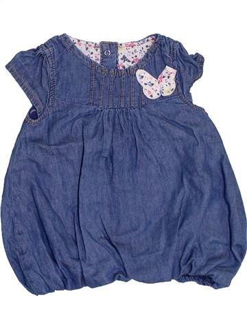 Vestido niña TAPE À L'OEIL azul 3 meses verano #1400581_1