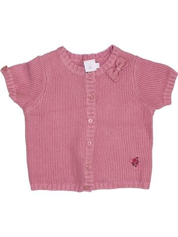Chaleco niña CADET ROUSSELLE rosa 2 años invierno #1400701_1