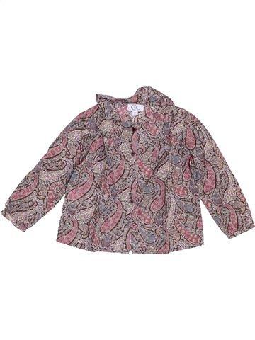 Blusa de manga larga niña C DE C violeta 2 años invierno #1400707_1