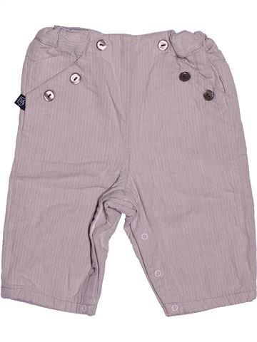 Pantalon garçon NATALYS rose 6 mois hiver #1400751_1