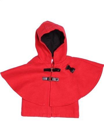 Veste fille KIABI rouge 6 mois hiver #1400754_1