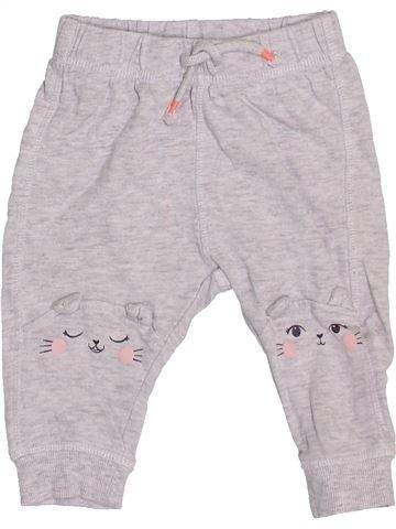 Pantalón niña H&M blanco 6 meses verano #1400764_1