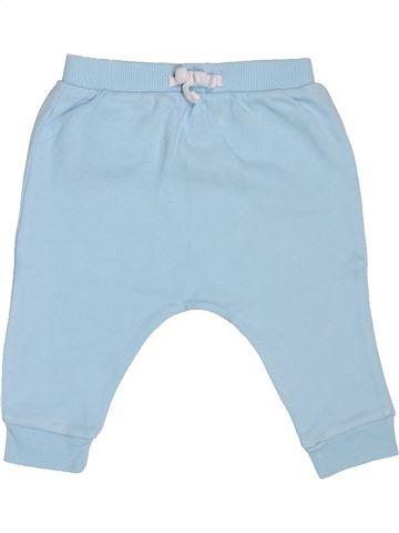 Sarouel niño OKAIDI azul 3 meses verano #1400790_1