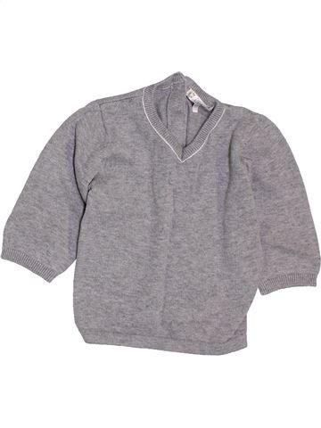 jersey niño KIABI gris 12 meses invierno #1400825_1