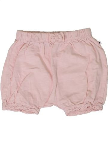 Short-Bermudas niña TAPE À L'OEIL rosa 9 meses verano #1400956_1