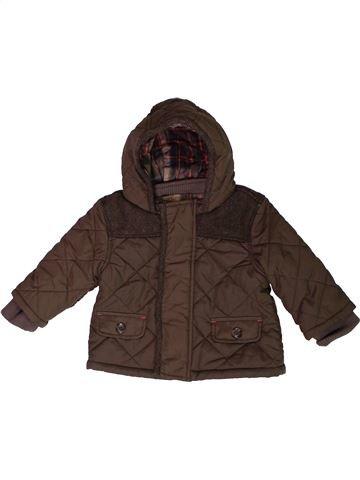 Cazadora niño MARKS & SPENCER marrón 9 meses invierno #1400989_1