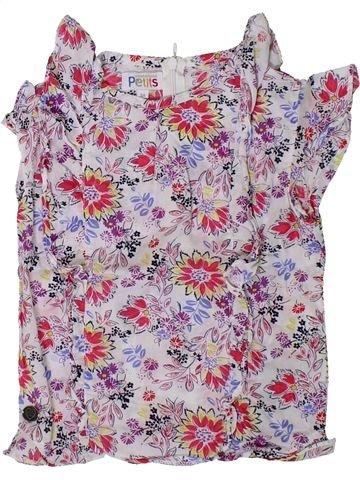 Blusa de manga corta niña LA COMPAGNIE DES PETITS rosa 3 años verano #1401004_1
