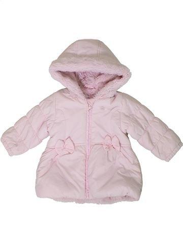 Plumífero niña ABSORBA rosa 12 meses invierno #1401011_1