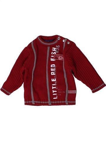 jersey niño TERRE DE MARINS rojo 6 meses invierno #1401013_1
