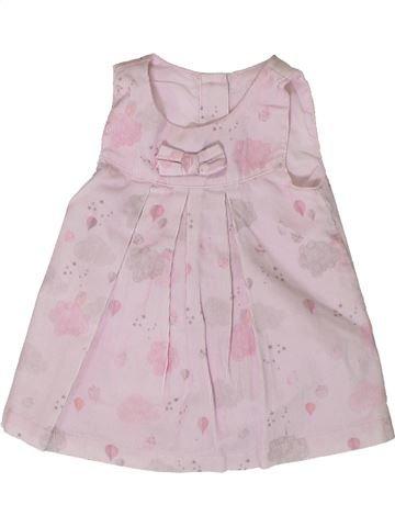 Vestido niña GRAIN DE BLÉ rosa 3 meses invierno #1401027_1