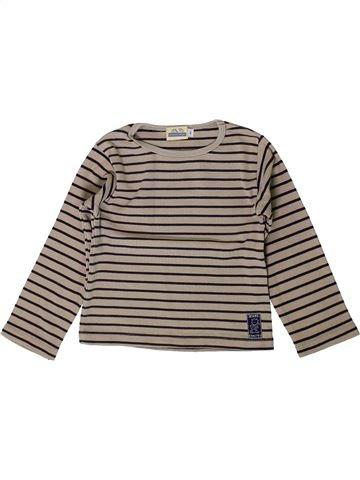 T-shirt manches longues garçon SERGENT MAJOR beige 4 ans hiver #1401134_1