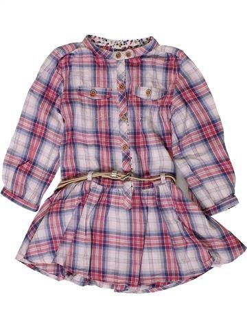Vestido niña TAPE À L'OEIL violeta 2 años invierno #1401174_1