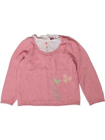 jersey niña ORCHESTRA rosa 9 meses invierno #1401213_1