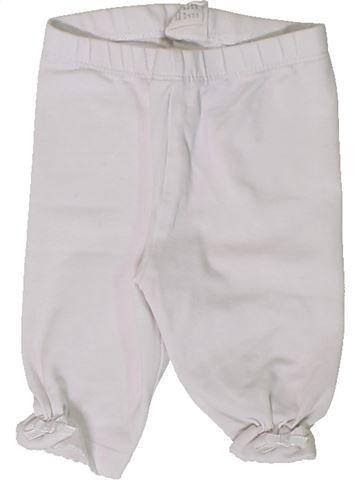 Legging niña H&M blanco 6 meses verano #1401225_1