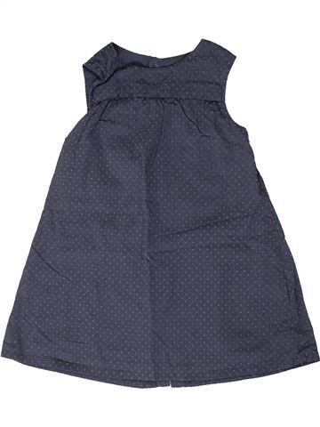Robe fille KIABI bleu 18 mois été #1401231_1