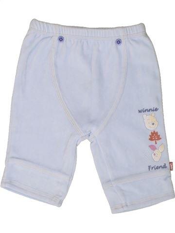 Pantalon garçon DISNEY blanc 6 mois hiver #1401281_1