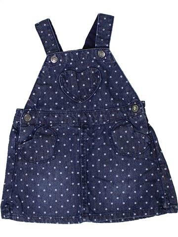 Vestido niña DPAM azul 12 meses verano #1401403_1