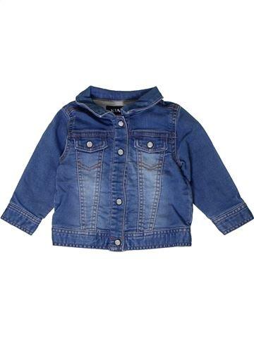 Chaqueta niña KIABI azul 9 meses verano #1401432_1