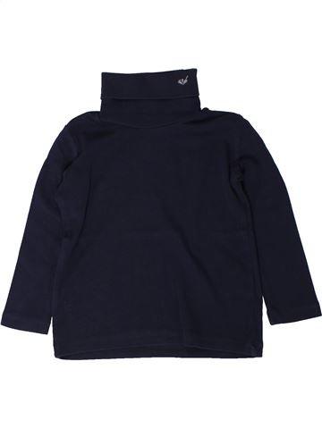 T-shirt col roulé garçon SERGENT MAJOR noir 3 ans hiver #1401528_1