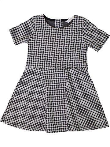 Robe fille H&M gris 4 ans hiver #1401578_1