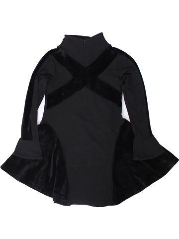 Robe fille JEAN PAUL GAULTIER noir 6 ans hiver #1401588_1