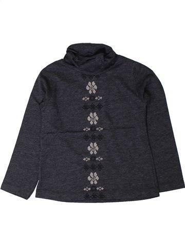 T-shirt col roulé fille ZARA noir 3 ans hiver #1401592_1