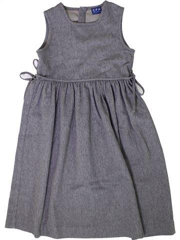 Vestido niña CFK gris 8 años invierno #1401645_1