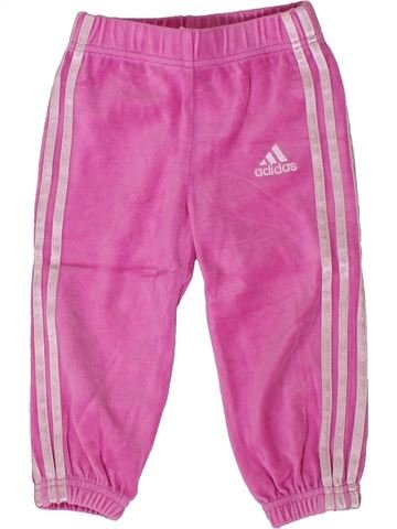Sportswear fille ADIDAS violet 9 mois hiver #1401662_1