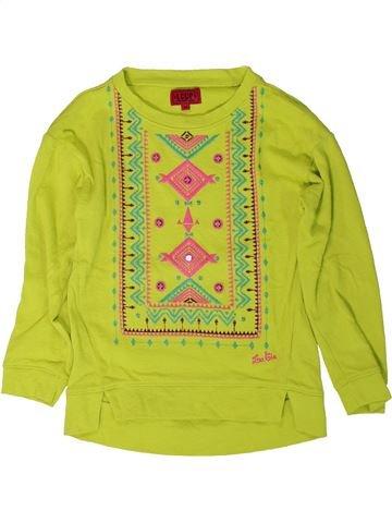 T-shirt manches longues fille LA COMPAGNIE DES PETITS vert 6 ans hiver #1401835_1