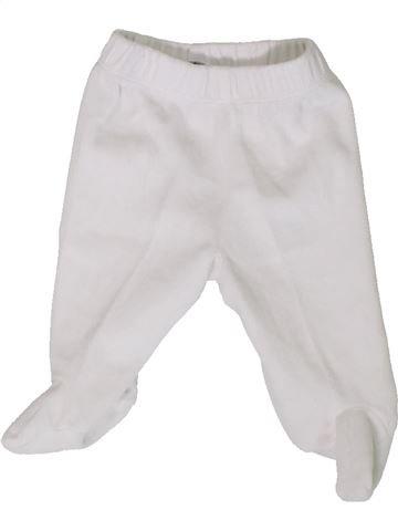Pantalón unisex KIABI blanco 1 mes invierno #1401938_1